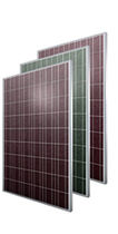 polycrystalline photovoltaic solar panel AC-185PR/156-54S  AXITEC GmbH