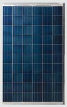 polycrystalline photovoltaic solar panel for in roof system SOLRIF®235-250W Sosonica