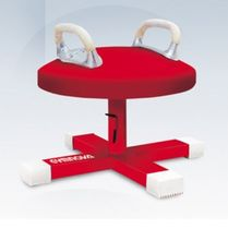 pommel for gymnastics pommel trainer 3584 GYMNOVA
