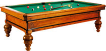 pool table GUYENNE BILLARDS CHEVILLOTTE
