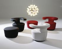 pop art design swivel chair BIGARM by Shin und Tomoko Azumi bruehl