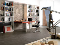 porcelain stoneware floor tile: concrete look ARK : CONCRETE CASTELVETRO
