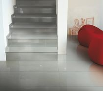 porcelain stoneware floor tile: plain color STEPTECH FLOR GRES