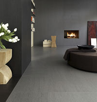 porcelain stoneware floor tile: stone look ION ANN SACKS