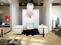 porcelain stoneware floor tile: stone look U:BE / U:07 CASTELVETRO