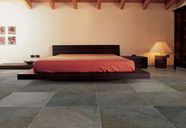 porcelain stoneware floor tile: stone look WATERFALLS : GREEN IGUASSU Emilceramica S.p.A.