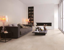 porcelain stoneware floor tile: concrete look SMART TOWN CERAMICHE SUPERGRES
