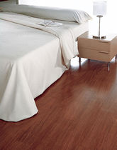 porcelain stoneware floor tile: wood look PARQUET : NOGAL COLORKER CERÁMICA