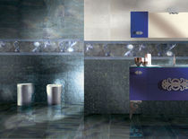 porcelain stoneware mosaic tile for bathroom ZAFFIRO  BRENNERO