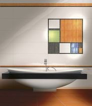 porcelain stoneware mosaic tile for bathroom PLUS BRENNERO