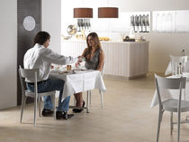 porcelain stoneware tile ARK : WOOD CASTELVETRO