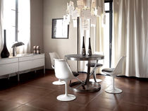 porcelain stoneware tile STUDIOS NAT : MOGANO CASTELVETRO