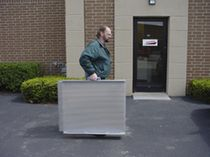 portable access ramp ALUMINUM  Handi-Ramp