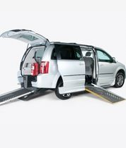 portable access ramp DUAL ENTRY Savaria