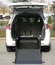 portable access ramp REAR ENTRY Savaria