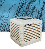 portable evaporative cooler (adiabatic)  MET MANN