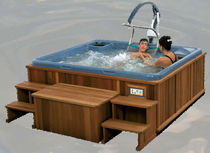 portable hot-tub for the disabled MOBILISPA SOMETHY