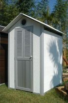 prefabricated module (for locker-rooms)  FARE OUTDOOR