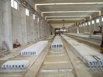 prestressed concrete hollow core deck slab  Ballut Blocks