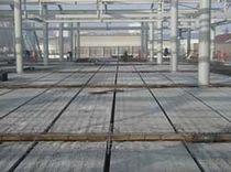 prestressed concrete hollow core deck slab  SEAC
