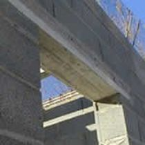 prestressed concrete pre-lintel SR KP1