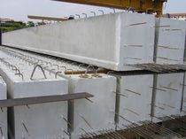 prestressed concrete rectangular beam PRHS  Prestasi Concrete Sdn Bhd