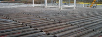 prestressed concrete slab  Acheson & Glover