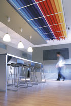 printed acoustic ceiling tile PENCILS DECO-DAL
