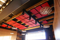 printed acoustic ceiling tile  PROFIL TENSION SYSTEM