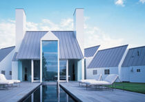 profiled steel roofing sheet SUPERL® II ULTRA - COOL® PPG Ideascapes