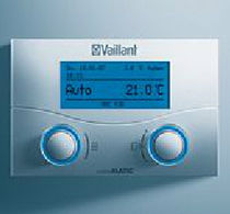 programmable thermostat  VAILLANT