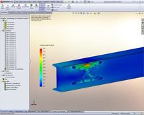 project simulation software SIMULATION Dassault Systèmes SolidWorks Corp