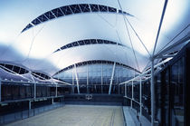 PTFE coated fiberglass fabric (for tensile structures) INLAND REVENUE CENTRE AMENITY COMPLEX Hightex