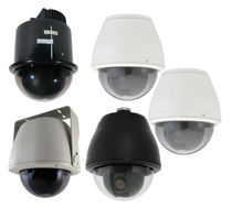 PTZ dome video surveillance camera ACUIX� IP Honeywell Security