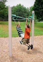 pull-up bar for playground MBT499  BigToys