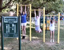 pull-up bar for playground HTK07 Kidstuff Playsystems