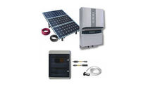 PV solar kit KIT PV'GO 16 Fire Energy S.L