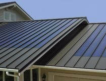 PV solar kit (for roof integration) FUSION SOLAR™ CB-2000 Custom-Bilt Metals