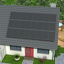 PV solar kit (for roofing) CENPAC  CENTROSOLAR