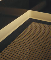 PVC baseboard (FloorScore® certified, low VOC emissions)  Roppe Corporation