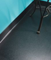 PVC baseboard (FloorScore® certified, low VOC emissions) 700 SERIES Roppe Corporation