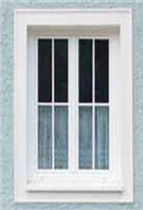 PVC casement window INNONOVA 2000 Trocal