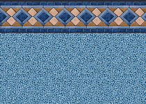 PVC pool liner SIENA TILE / BROOKSTONE FLOOR LEGACY EDITION POOLS