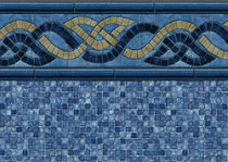 PVC pool liner COLORADO TILE / MOSAIC FLOOR LEGACY EDITION POOLS