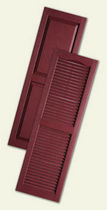 PVC swing shutter ROYAL PREMIUM Royal Group Technologies