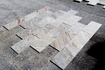 quartzite paving tile for exterior floors QUARZITE GRIGIO ROSA ZENITH C