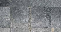 quartzite stone tile MIDNIGHT FLURRY American Slate