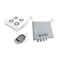 radio remote control for home automation system GARDEN SOLUTION edisio