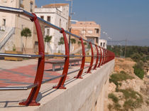 railing for public spaces LUNA : VVL02 Benito
