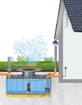 "rainwater recovery kit (for garden) ""FIX"" GreenLife"